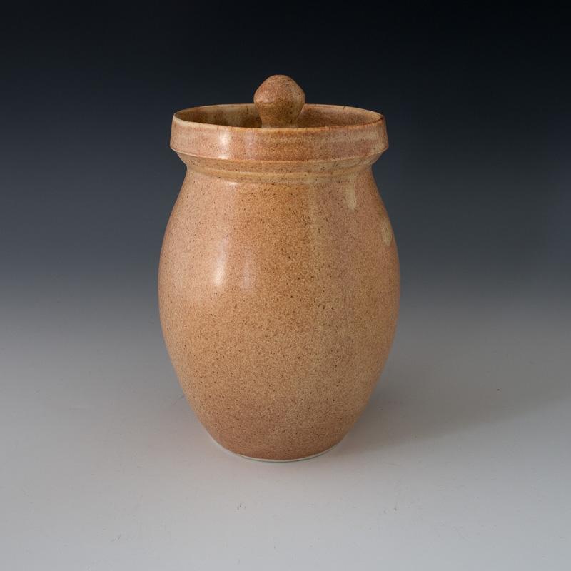 Nutmeg Honey Jar